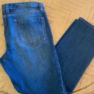 Banana Republic Cropped Jeans Size 10 Ankle Capri